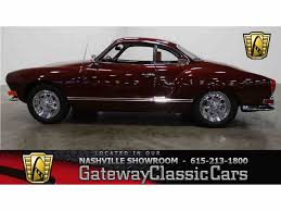 volkswagen sports cars classic volkswagen karmann ghia for sale on classiccars com