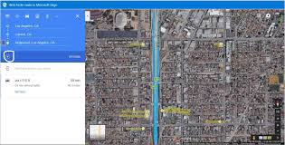 How To Map A Route On Google Maps by Google Maps How To Search For Places Along A Route Web