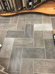 Vinyl Flooring Kitchen by Luxury Vinyl Tile Alterna 8x16 Enchanted Forest Colors Forest Fog