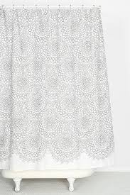 Black Grey And White Shower Curtain Best 25 Gray Shower Curtains Ideas On Pinterest Black And