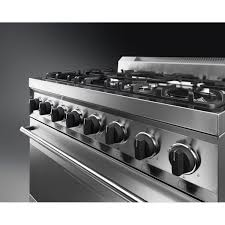 30 Inch 5 Burner Gas Cooktop Smeg Classic 30 Inch 5 Burner Natural Gas Range Stainless Steel