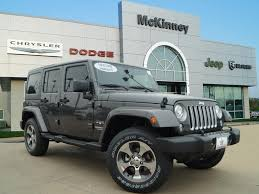 jeep backcountry black jeep wrangler unlimited in mckinney tx chrysler jeep dodge city