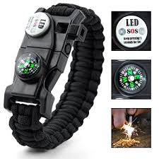 survival bracelet watches images Easymoo paracord bracelet survival bracelet outdoors jpg