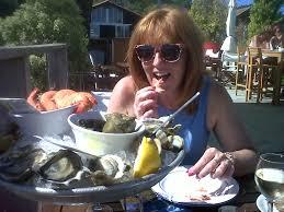 cap cuisine 1 an warm day in the oyster capital of cap ferret matildas musings