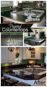 Paint For Kitchen Countertops Best 25 Paint Kitchen Countertops Ideas On Pinterest Kitchen
