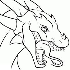 easy drawing dragons 1000 images drawings