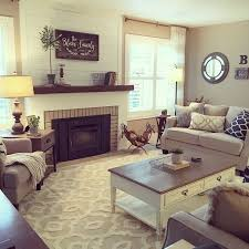 Rustic Decorating Ideas For Living Rooms Best 25 Farmhouse Interior Ideas On Pinterest Best Wood