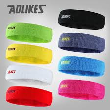 sweat band aliexpress buy 10pcs lot cotton sweatband sweat