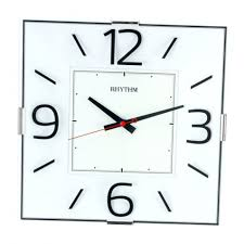 articles with large black face wall clock tag large face wall