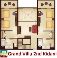 Vacation Village At Parkway Floor Plan Disney U0027s Animal Kingdom Villas Dvcinfo Com