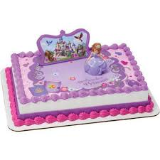 sofia the cake topper 3d cake topper toys sugarprintcess