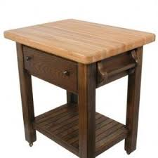 Rolling Butcher Block Island Foter - Rolling kitchen island table