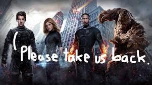 marvel rights fantastic