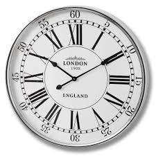 Wall Watch by London City Wall Clock Wall Clock Homesdirect365
