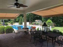 Mechanical Awnings Recent Job Gallery 2017 Awning Designs For Residential