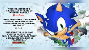 Sonic The Hedgehog Meme - sonic social media ayzenberg