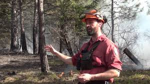 Wildfire Lytton Bc by Prescribed Burning In Action Youtube