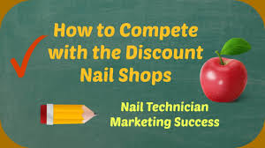 building a successful nail tech u0026 salon business competing with