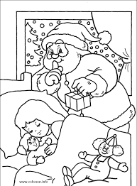 navidad santa claus 10 navidad santa claus printable coloring