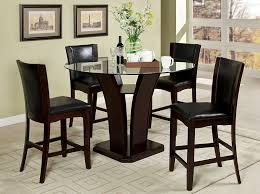 Round Pub Table Set Nice Round Pub Table And Chairs Contemporary Pub Table Set