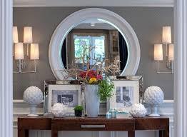 Entryway Table Decor Glamorous Decorating An Entryway Table 12 On Home Design Ideas