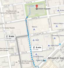 Map Of Chinatown San Francisco by How To Get From San Francisco Airport To Downtown Free Tours By Foot