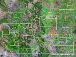 colorado county map co counties map of colorado