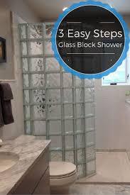 bathroom best photos glass block showers decorate your