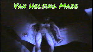 halloween horror nights 2005 fortress van helsing 2004 pov of defunct horror haunted house at