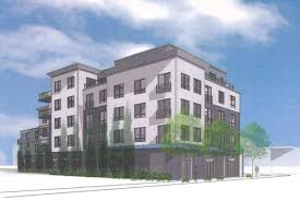 brighton development would add 29 apartments in place of office