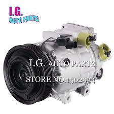 nissan frontier ac compressor vs18m air auto ac compressor for car kia sorento ex lx sport 3 5