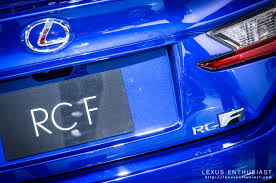 lexus rc f turbo a closer look at the lexus rc f lexus enthusiast
