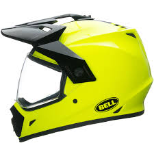 yellow motocross helmet bell mx 9 adventure motocross helmet off road crash mx atv enduro