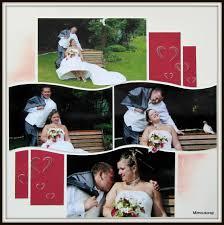 scrapbooking mariage scrap photo de mariage