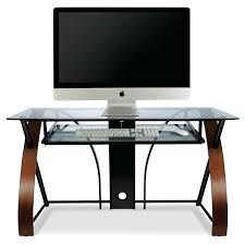 Modern Espresso Desk Espresso Computer Desk Bethebridge Co