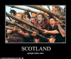 Scottish Memes - the book of dave scotland