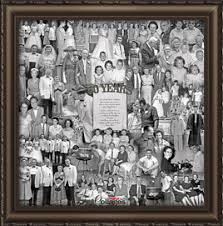 gifts for 50th wedding anniversary photo gift idea for parents anniversary picture collage anniversaries