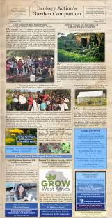 why native plants ecology action enews