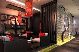 Chinese Style Tea Room Interior Design Inspiration Voyager Grâce - Chinese interior design ideas