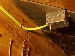 electric work kitchen floor outlet