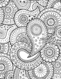 667 Best Coloring Paisley Images On Pinterest Coloring Books The Coloring Book