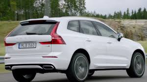 volvo xc60 white all new volvo xc60 luxury suv drive e technology with michael