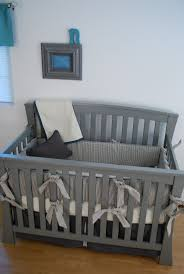 Gray And White Crib Bedding Bedroom Navy And Grey Crib Bedding Bumper Pads Age Creative