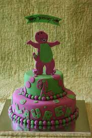 barney birthday cake barney cake barney cake barney birthday and birthdays