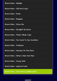 download mp3 song bruno mars when i was your man download all songs bruno mars mp3 google play softwares