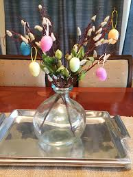 Dollar Tree Easter Decorations 2016 by Diy Easter Crafts Easter Egg Tree U0026 Easter Hurricanes Thrifty