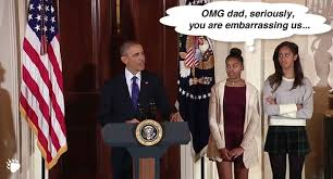 obama s daughters in thanksgiving speech row winter is coming