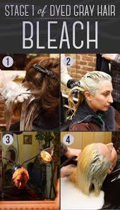how long does your hair have to be for a comb over fade hairstyle here is every little detail on how to dye your hair gray