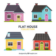 flat house design roof vectors photos and psd files free download
