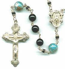 buy rosary wire wrap rosaries made to order official custom rosaries website